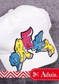 Graffiti-Baseballcap