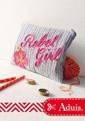 Punch-Needle - Mini Tasche
