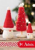 Weihnachtliches Wichteltrio