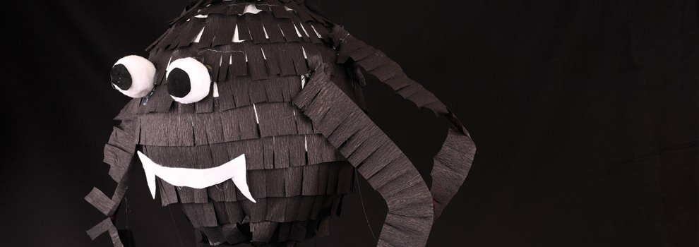 Piñata Spinne