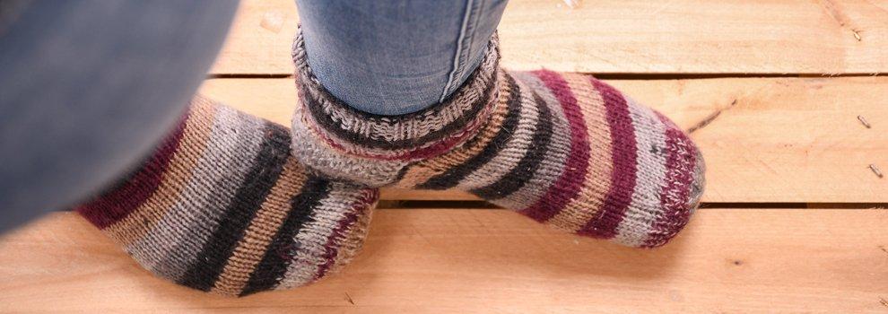 Socken Basisanleitung