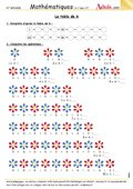 La table de multiplication de 6