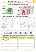 Calcul avec les euros
