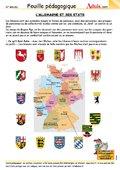 L'Allemagne et ses états