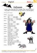 Dialogue rhmye about Halloween - Ohhhhhh