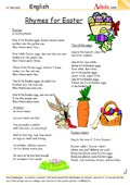 Easter rhymes - Good times!