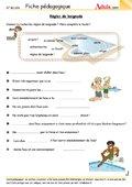 Règles de baignage