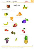Connais-tu les fruits ?