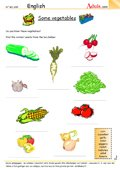 Vegetables - Don't mistake them for fruits