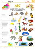 ABC - Do you know the alphabet?
