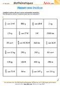 Mémory avec fractions