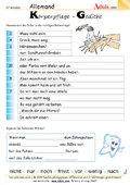 Körperpflege-Gedicht