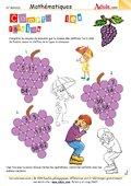 Compte les raisins