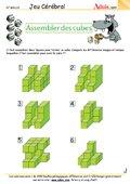 Assembler les cubes
