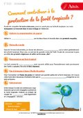 Protection de la forêt tropicale