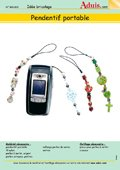 Pendentif portable