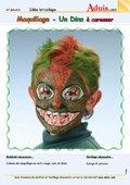 Maquillage - un Dinosaure à caresser