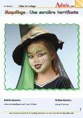 Maquillage - Une sorcière terrifiante