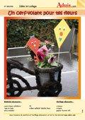 Un cerf-volant pour tes fleurs