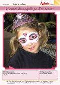 Conseil de maquillage - Princesse