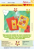 Carte de vœux Pluster & Liner Pen