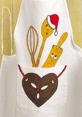 """Tablier """"Boulangerie de Noël"""""""