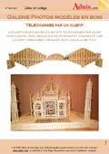 Galerie photos modèles en bois