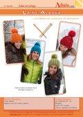 Laine Alaska - différents modèles de bonnets