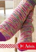 Instructions de base pour chaussettes tricotées