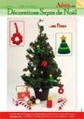 Décorations sapin de Noël en Fimo