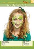 Maquillage : Petite Fée de la Forêt
