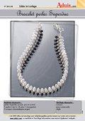 Bracelet perles Superduo