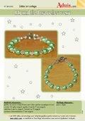 Humble bracelet vert