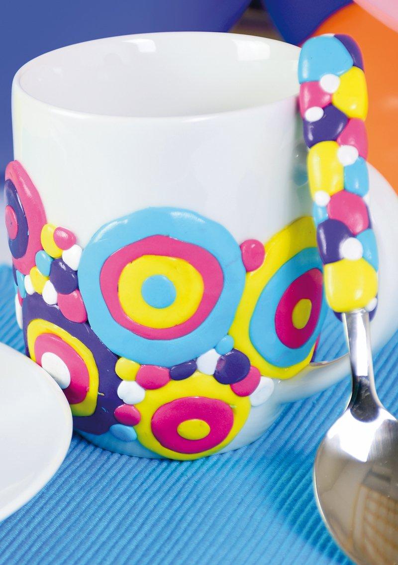 Set vaisselle Fimo