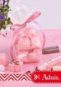 Set Bien-être avec parfum de rose