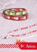 "Bracelet ""Wrap"" multicolore"