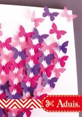 """Toile-chassis """"Papillons"""