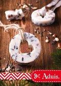 Biscuits hivernaux pour les oiseaux