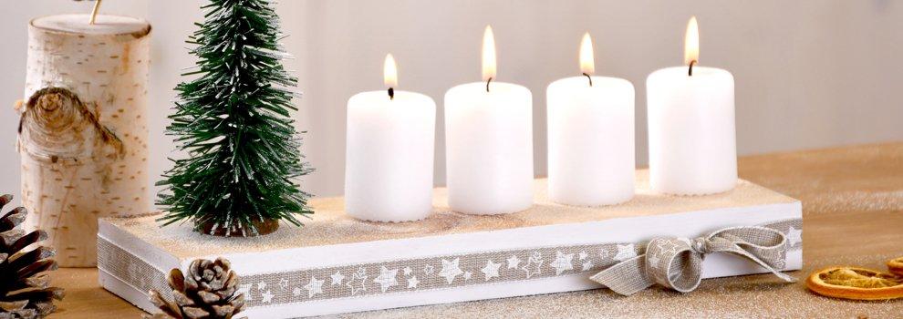 Déco de Noël - Arrangement Last-Minute