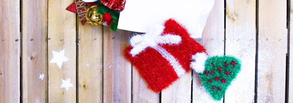 Eponges de Noël