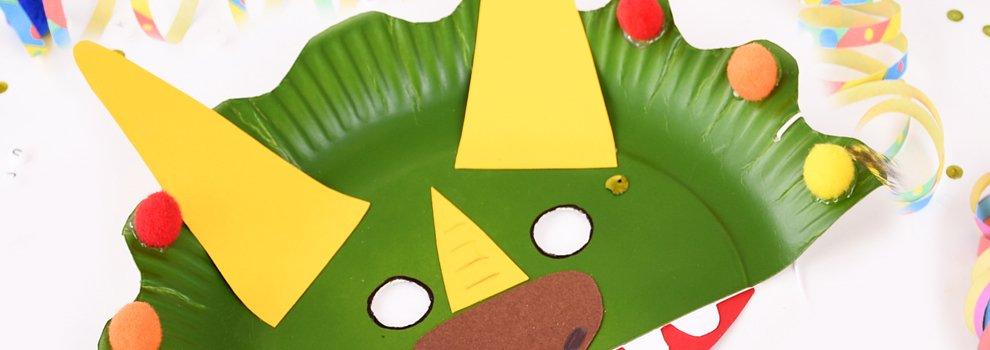 Masque de Carnaval - Dragon