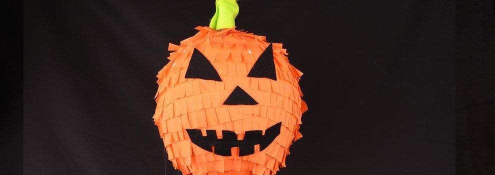 Piñata Citrouille