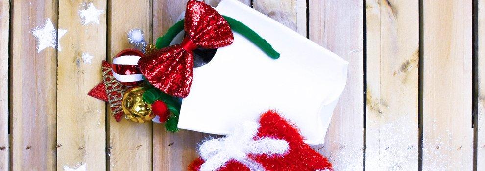 Sacs-cadeaux en feutrine