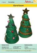 Kerstboom in miniformaat