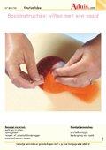 Basisinstructies: vilten met een naald