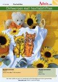 Ontwerpen met textielstiften