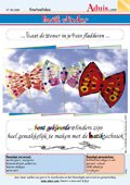 Batik vlinder