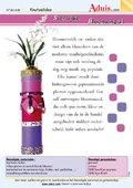 Sierlijke bloemenzuil