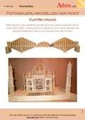 Fotogalerij modellen van hout