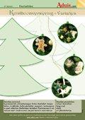 Kerstboomversiering - variaties